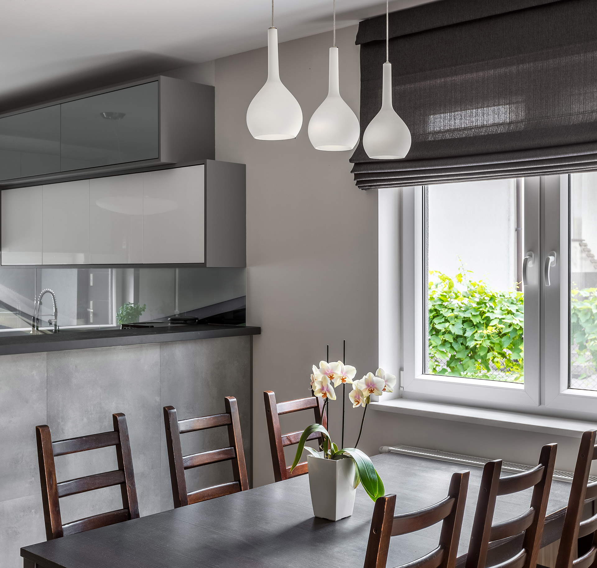 Dining Blinds